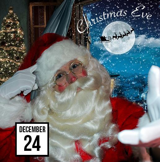 Christmas Eve Visit's