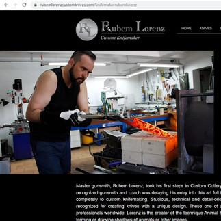 Site Rubem Lorenz