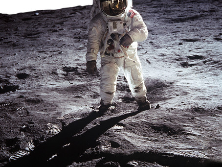 Neil Armstrong. Apollo 11. The Power of Networking. And My Father.