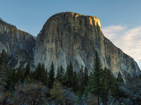Free Solo Climbing, El Capitan, and Your Job Search