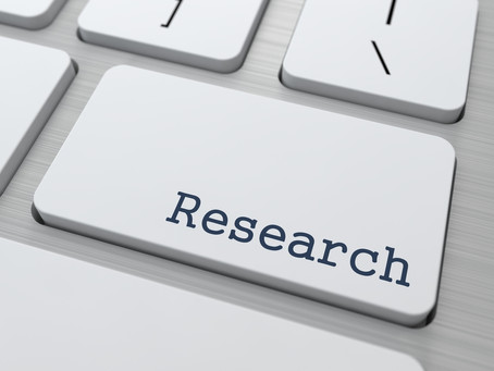You Can't Spell Job Search Without Research. 4 Tools to Power Up Your Job Search Research Process.