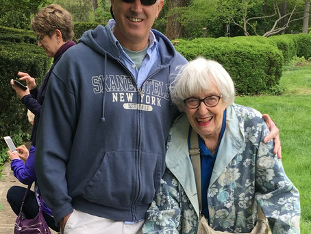 Two Essential Job Search Strategies I Learned from My 94-Year-Old Mother