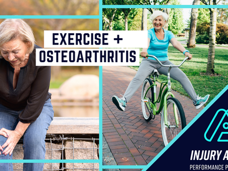Exercise and Osteoarthritis