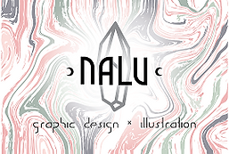 NALU graphic design