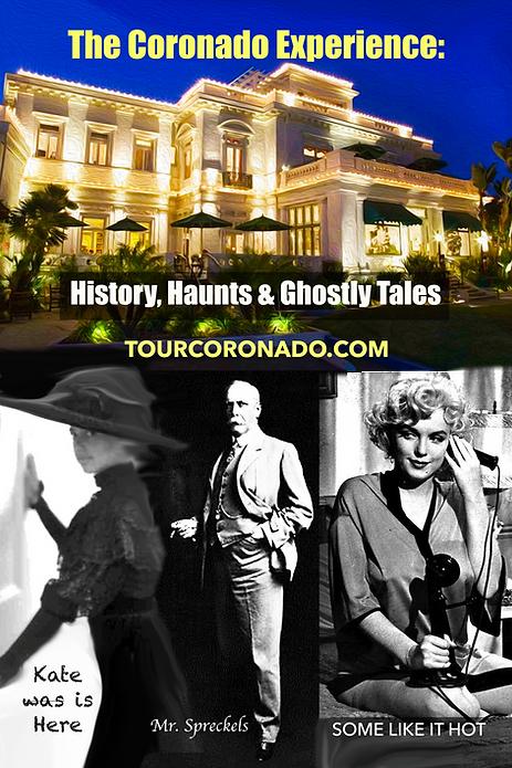 Tour Coronado Haunted Ghost Tour