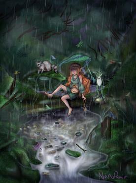Rainy Forest