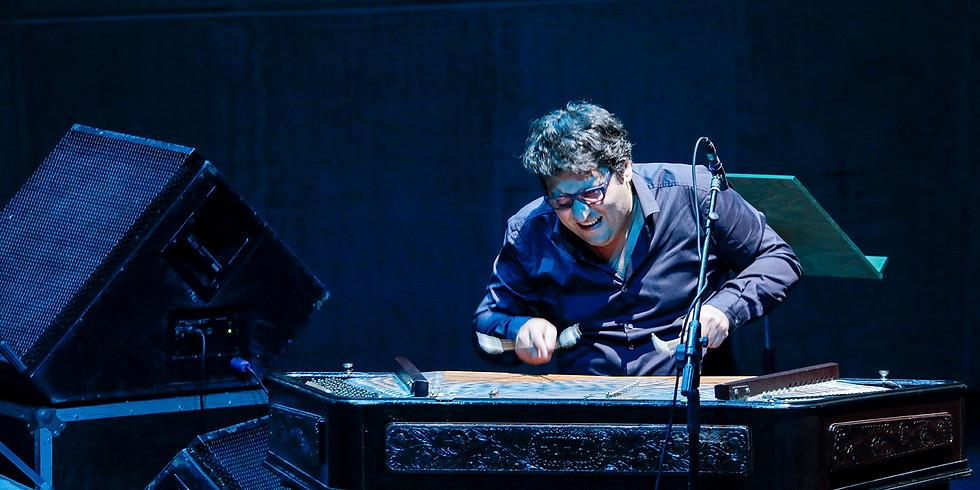 Marius Preda's Mission Cimbalom Trio am 19.10.19 um 20.00 im Walhalla im Exil