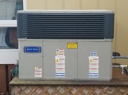 15 SEER American Standard gas packag