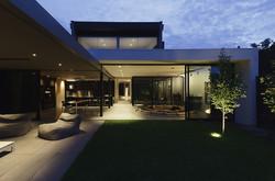 mirroring the architecture