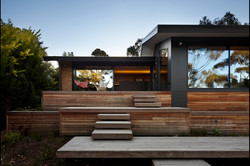 Stepped house