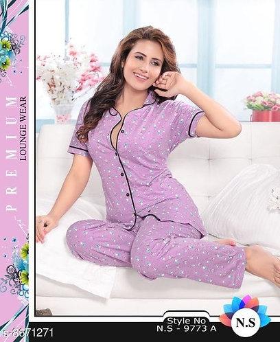 Regular Sleepwear