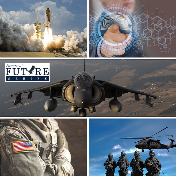 Cyber, Land, Air, Sea, Space Summit - 4 Events - April 6, 7, 13, 20, 27, & 28 2021