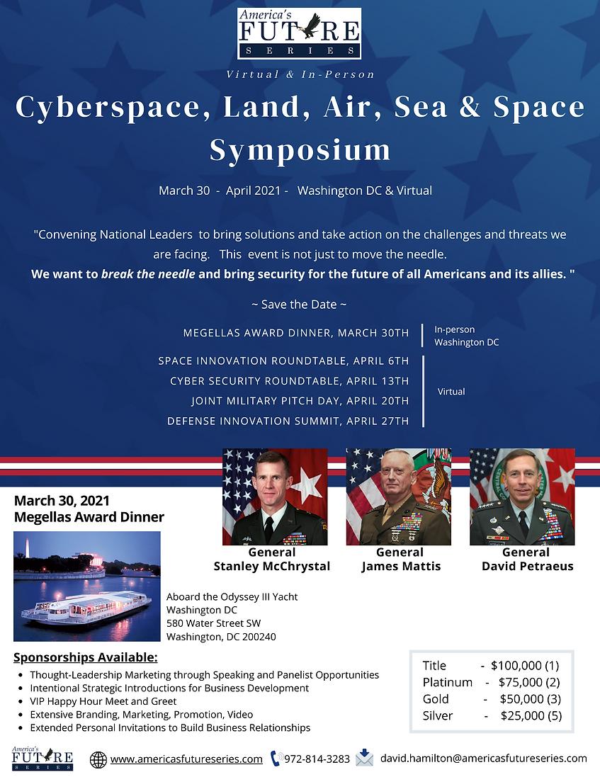 March 2021 Washington DC Event America's