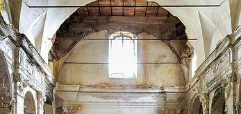 Restauration d'un couvent