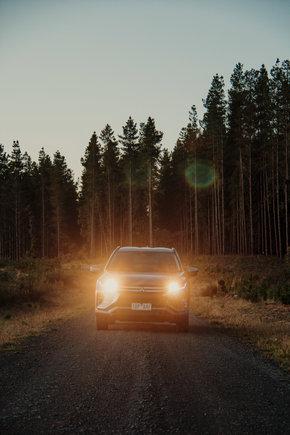 .Advanture with Mitsubishi Eclipse Cross