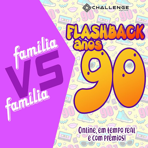17/07 - Flashback Anos 90