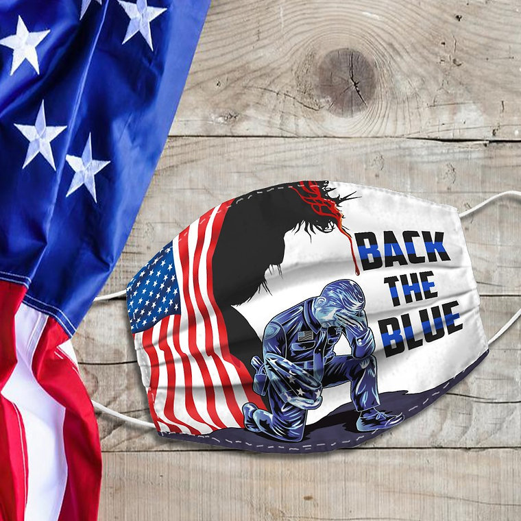 back-the-blue-face-mask-support-american