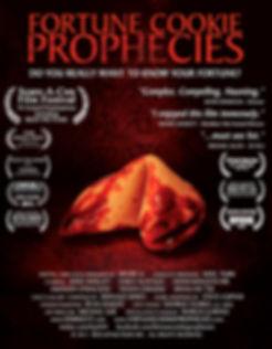 Fortune Cookie Prophecies movie poster