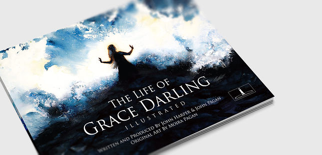 Grace Darling Art - Moira Pagan