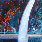 Waterfall Art -  Moira Pagan