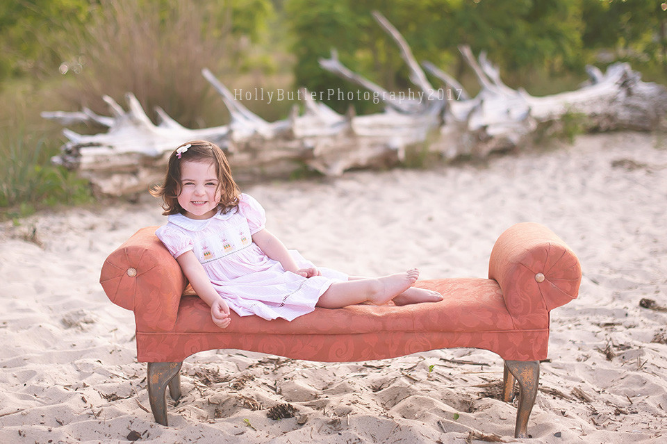 Beach Sessions in the Spring | Holly Butler Photography