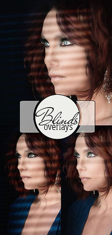 Blinds Overlay | Blinds Shadow Overlay | Blinds Reflection Photoshop | HBPhotoandArt