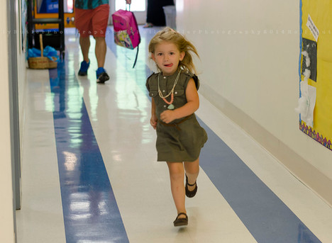 The sweetest military homecoming ever!