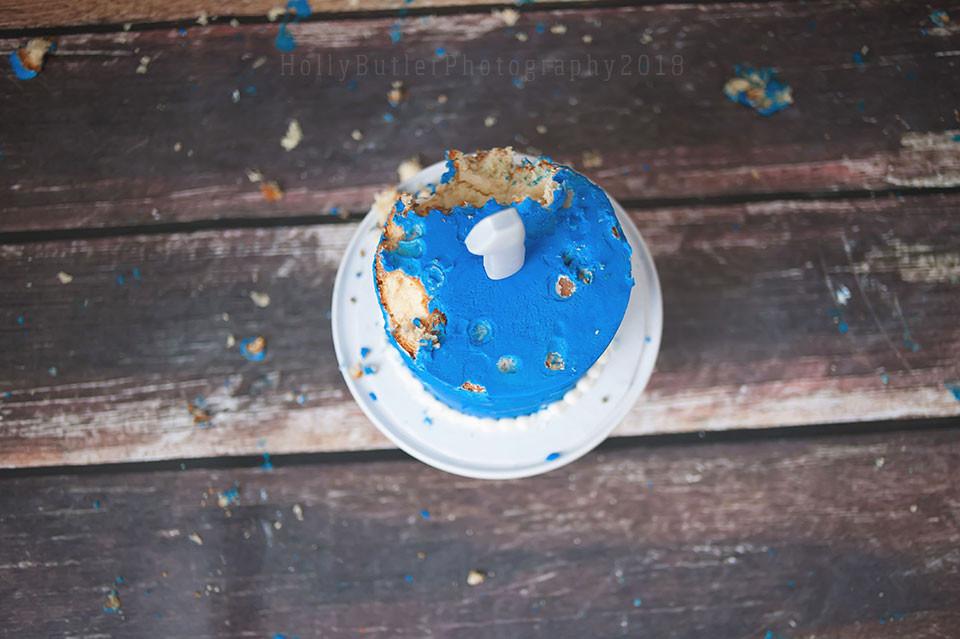 Cake Smash Session | Hampton Roads Photographer