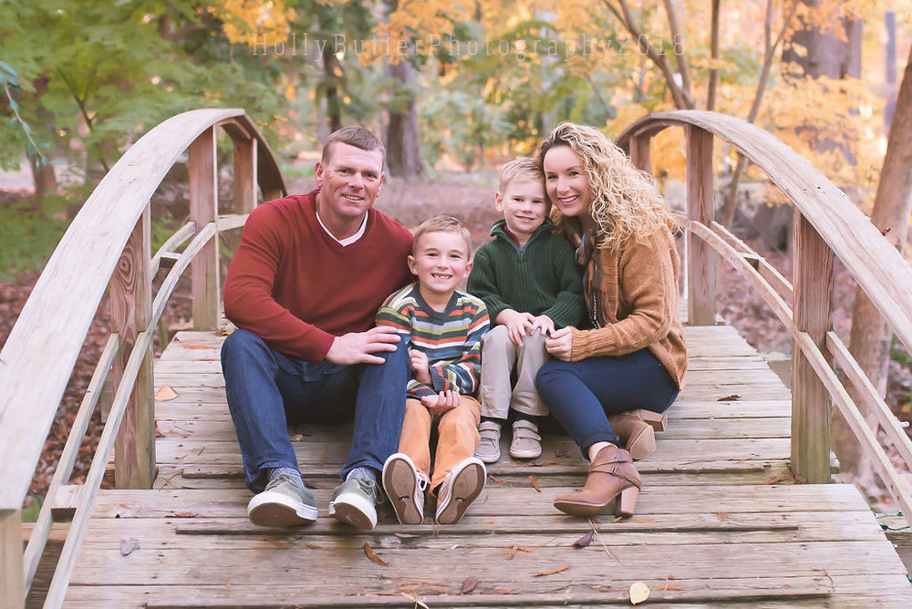 Holly Butler Photography   Fall Family Sessions