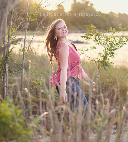 Holly Butler is a Hampton Roads portrait photographer, based in Poquoson, Va