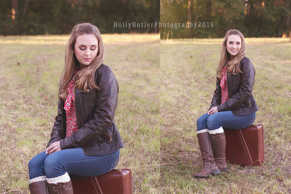 Senior portraits | Holly Butler Photography