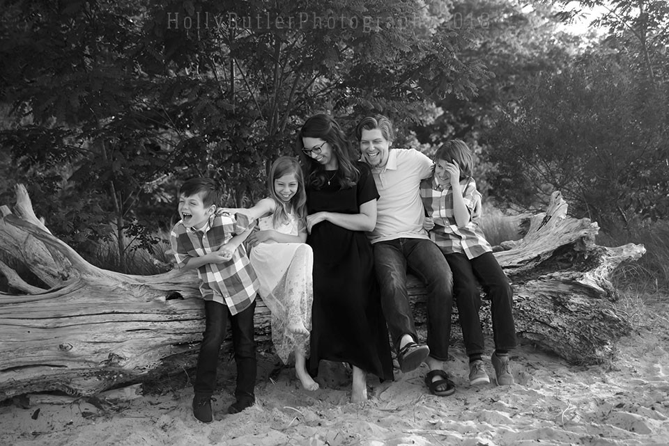 Holly Butler Photography | Beach Sessions in the Spring