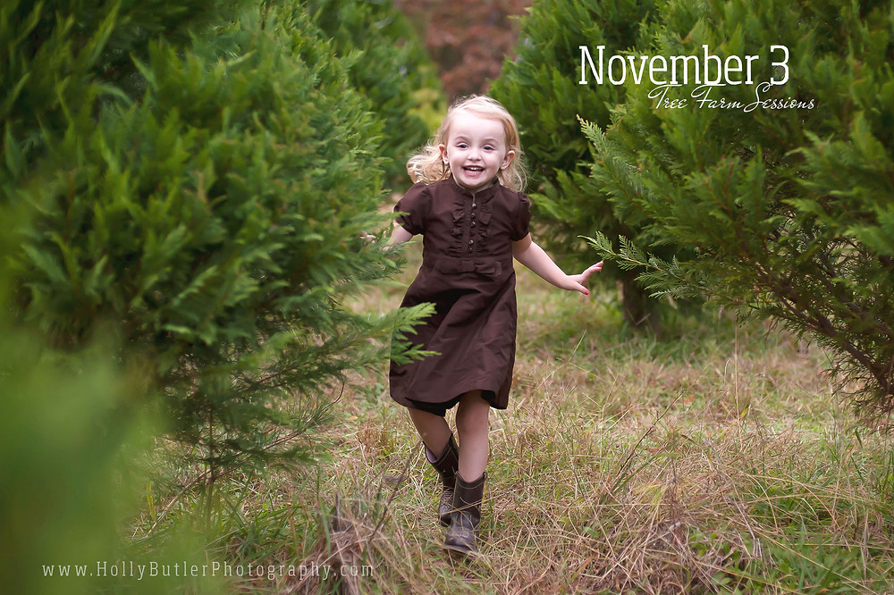 Christmas Sessions | Holly Butler Photography