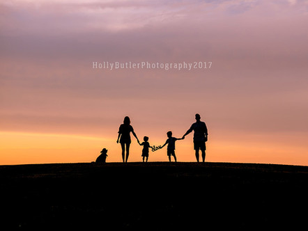 Sunsets & Silhouettes are my fav... I mean, here are my favorites :D