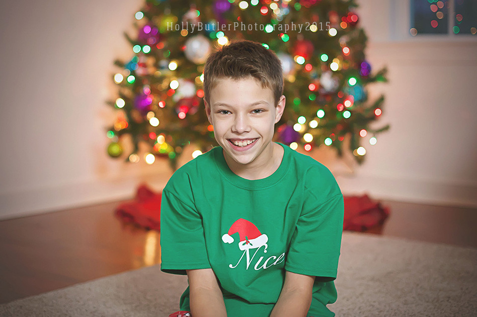 Holly Butler Photography | At Home Christmas Sessions