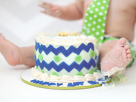 Cake smash highlights