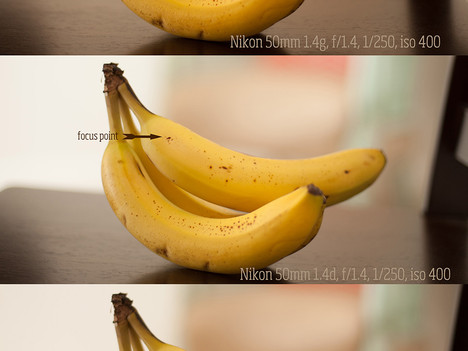 How to have sharp images AND creamy bokeh!