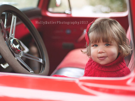 '66 Ford Truck Christmas Session 2017 Favorites | Part 1