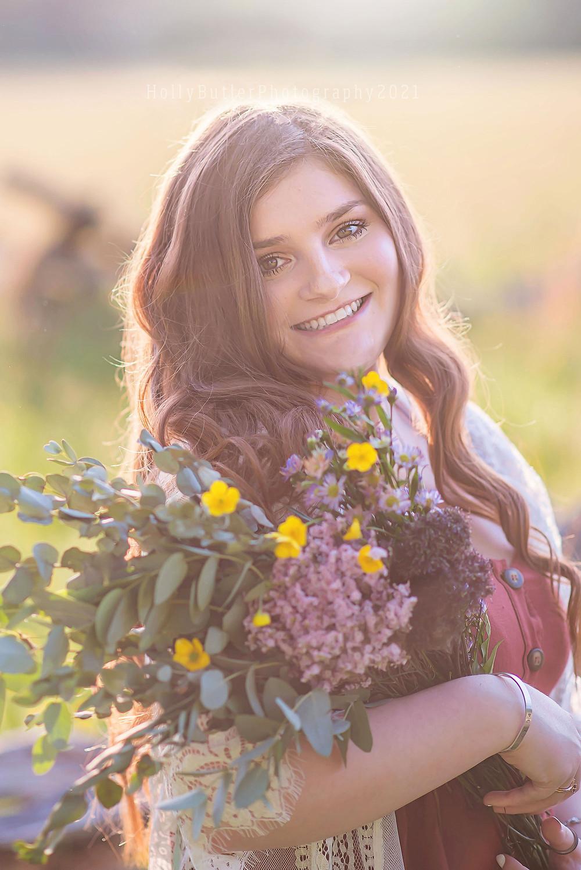High School Seniors | Holly Butler Photography