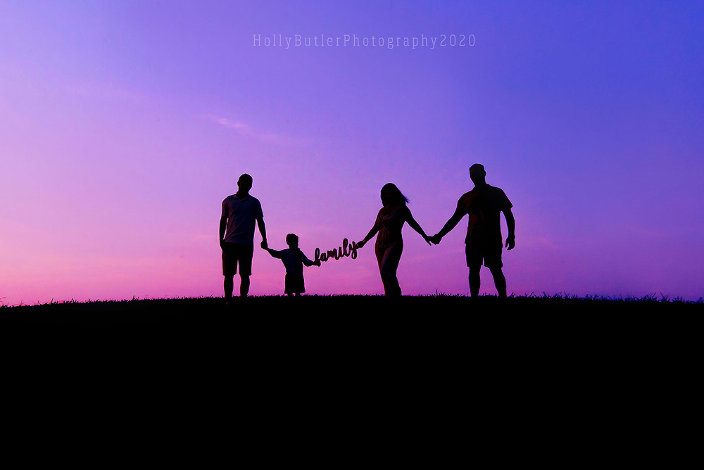 Sunsets & Silhouettes | Holly Butler Photography