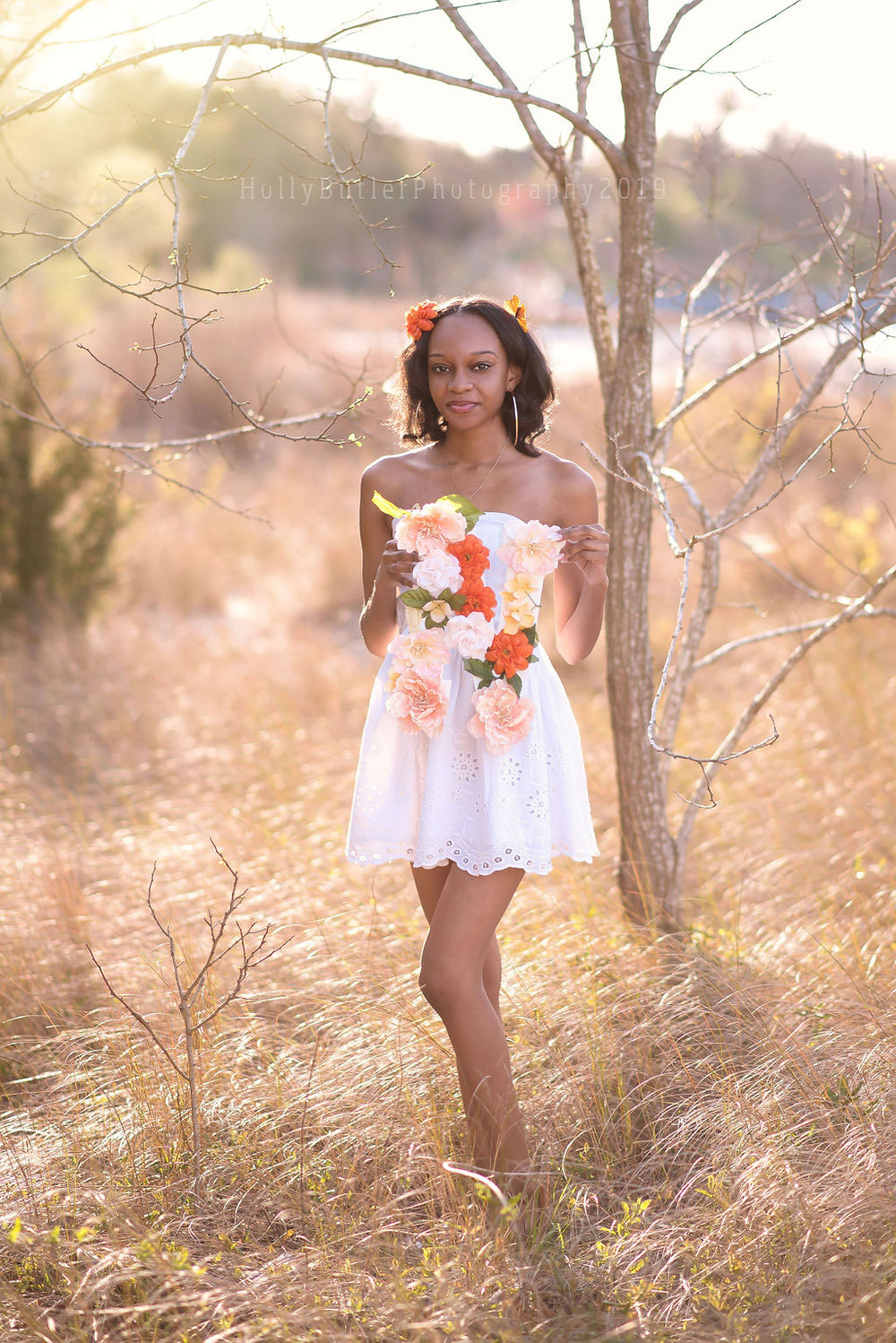 High School Senior | Holly Butler Photography