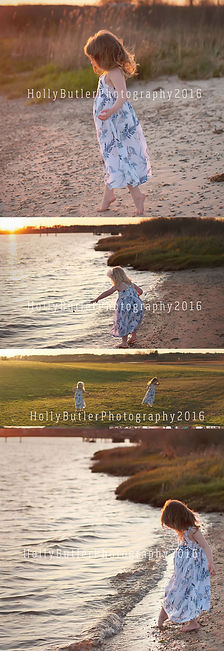 Sunset session | Holly Butler Photography