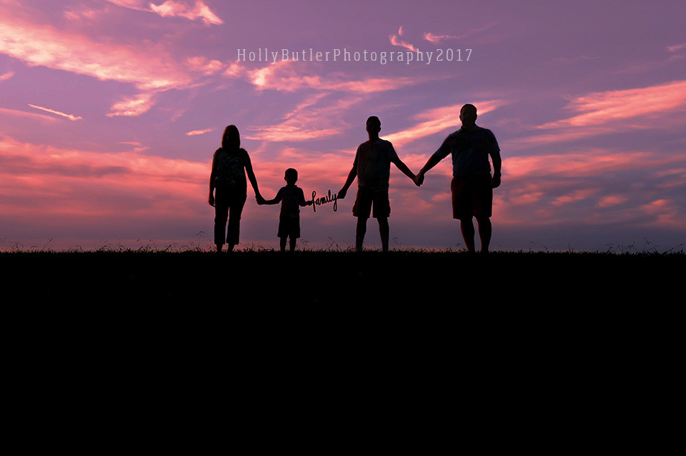 Holly Butler Photography | Sunsets & Silhouettes