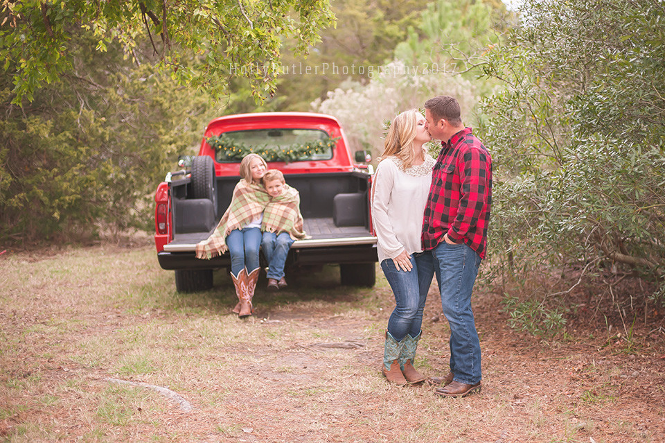 Vintage Truck Sessions | Holly Butler Photography