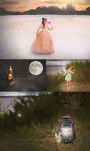 Belle Photo Session | Tinkerbell Photo Session | Holly Butler Photography