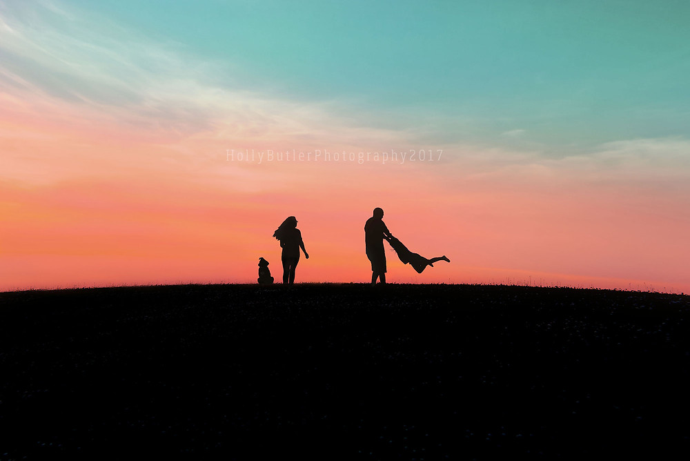 Sunsets & Silhouettes   Holly Butler Photography