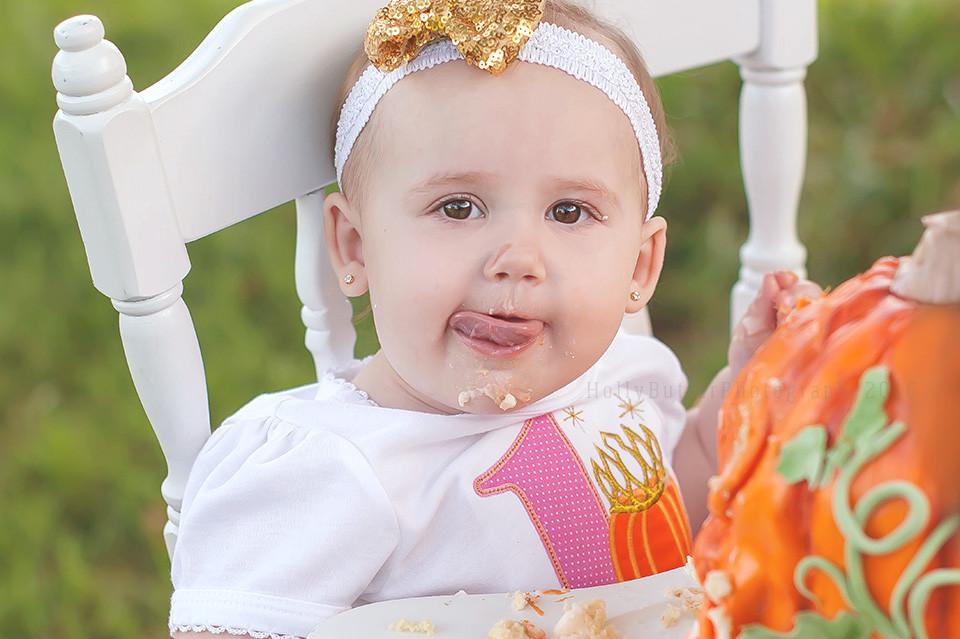 Holly Butler Photography | Cake Smash