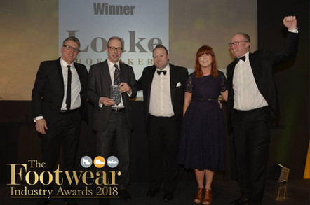 Loake - Men's Footwear Brand of the Year 2018