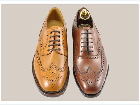 Różnice między butami typu Derby a Oksford