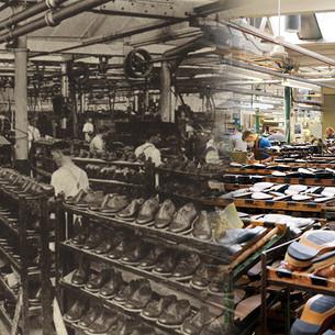 Jaka jest historia angielskiego obuwia?